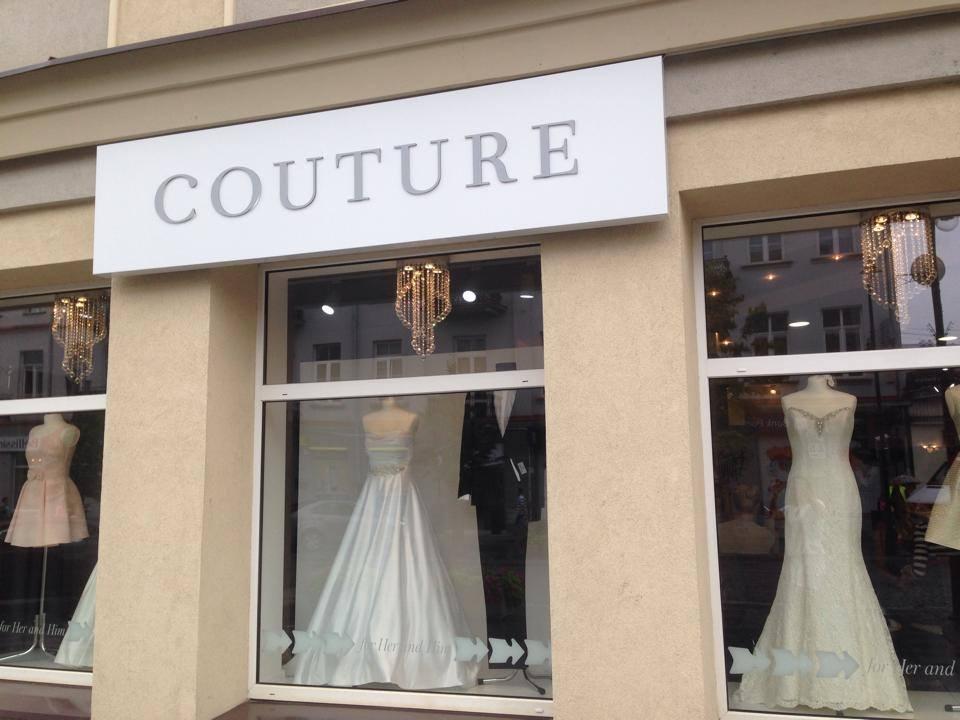 otworzy� się couture � największy salon ślubny w