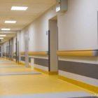 Zarówno II, jak i III piętro wykończono w kolorze żółtym.