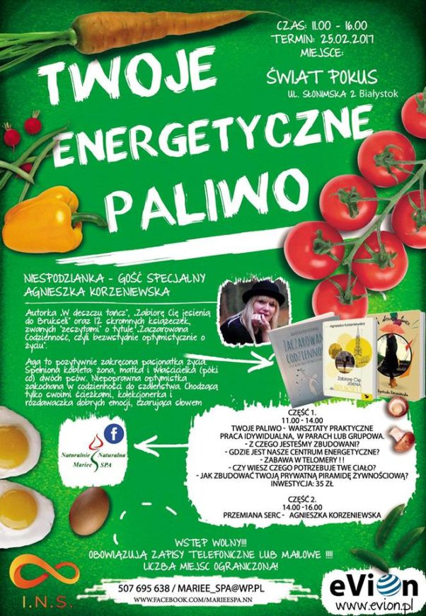 energetyczne paliwo