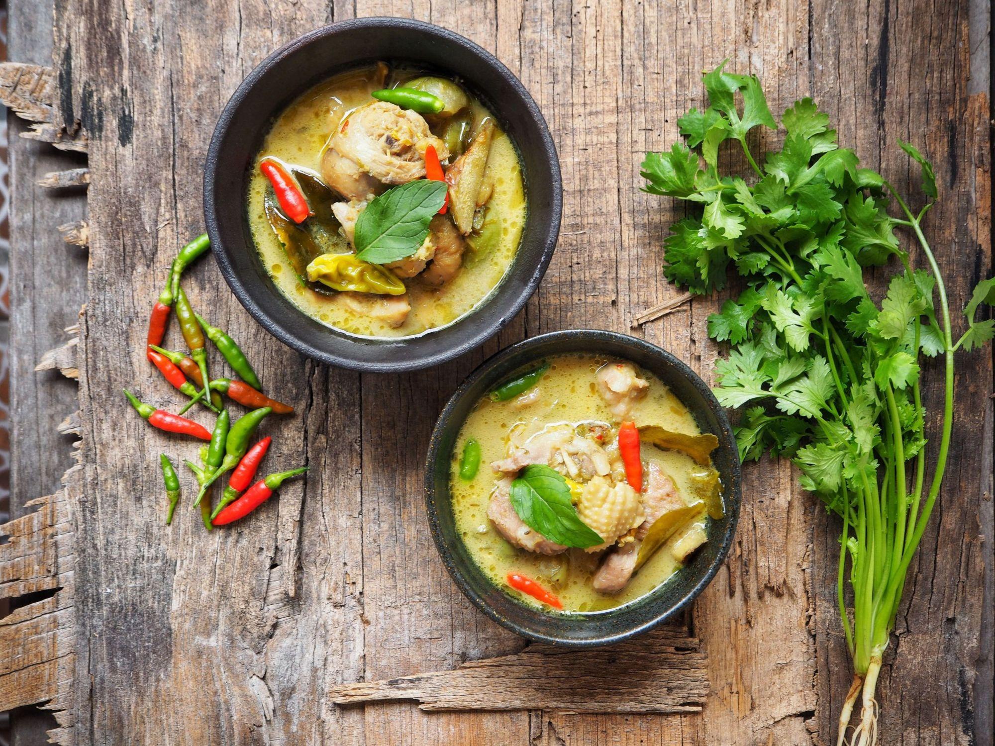 Kokos Imbir I Limonka Czyli Sekrety Kuchni Tajskiej