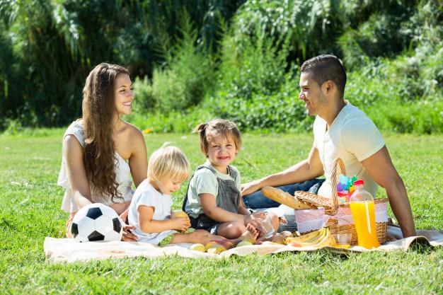 jak urządzić strefę piknikową na osiedlu